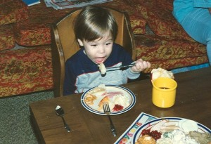 Thanksgiving 1986