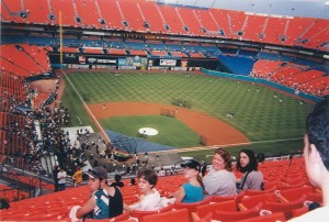 2003 World Series, Game 5, Marlins vs. Yankees, October 23, 2003
